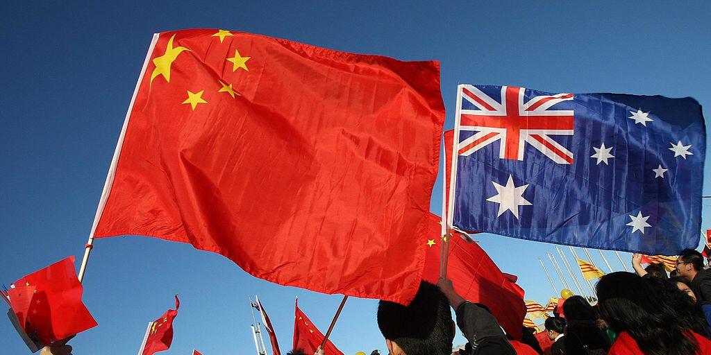 Australian VISA for Chinese